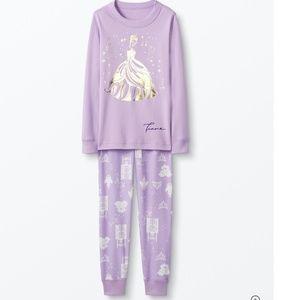 NWT Organic Princess Tiana Special Edition PJ's